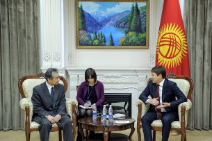 Сапар Исаков: Цифровая трансформация позволит искоренить в стране коррупцию
