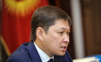 Сапар Исаков озвучил позицию, связанную с критикой в адрес руководства Минсельхоза
