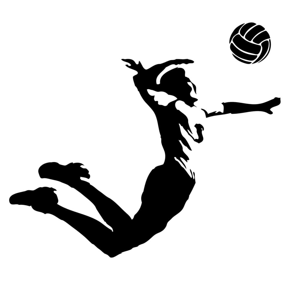 Волейбол красивые картинки 1