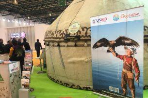 Стенд Кыргызстана на туристической выставке в Турции назван самым аутентичным