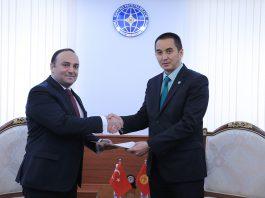 Женгиз Камил Фырат назначен послом Турции в Кыргызстане
