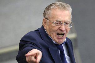 Жириновский предложил Кыргызстану и другим странам СНГ войти в состав России на правах губерний