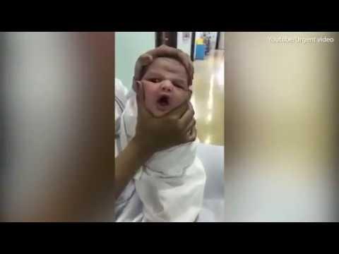 Медсестры вСаудовской Аравии издевались надноворожденным вреанимации (видео)