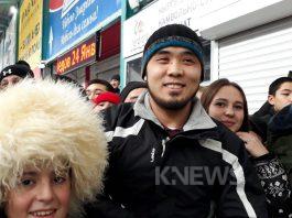 Бишкекский массажист попросил Хабиба Нурмагомедова взять его с собой на бой в США