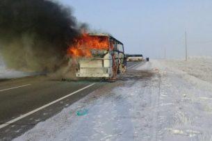Названы виновники пожара в автобусе, в котором погибли 52 гражданина Узбекистана