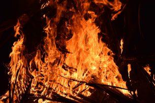 В Бишкеке на машиностроительном заводе произошел пожар