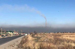 Бишкек вновь в списке лидеров по загрязненности воздуха в мире