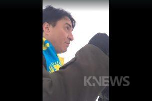 Турист из Казахстана возмущен, его не обслужили на кыргызском языке в горнолыжной базе