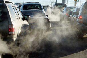 ГАООСЛХ: В Бишкеке 90% сброса загрязняющих веществ в атмосферу поступает от автотранспорта