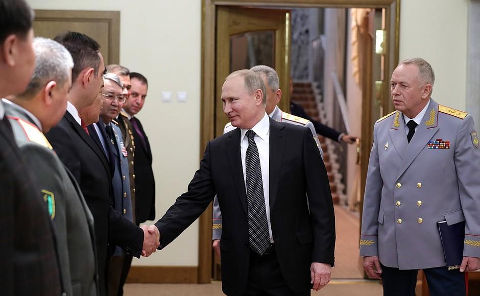 РФ вышла напередовые места побоеспособности— Путин
