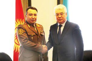 Авиатехника и космические системы: Казахстан и КР расширяют военно-техническое сотрудничество