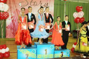 Кыргызские спортсмены стали призерами турнира по бальным танцам в Казахстане