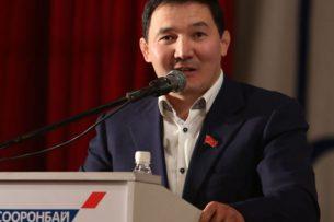 Задержание депутата ЖК в Казахстане – неожиданность для фракции «Кыргызстан»