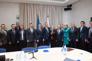 «Единая Россия» подписала соглашение с СДПК