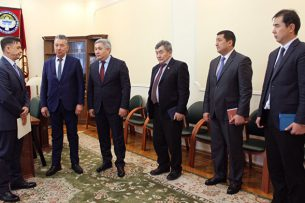 Консульская служба Кыргызстана появилась в Уфе