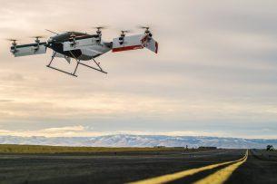Первое беспилотное летающее такси успешно прошло испытания