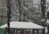 В центре Бишкека замерзает человек – очевидец