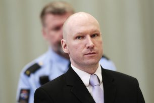 СМИ: норвежский террорист Андерс Брейвик впервые заявил, что раскаивается в содеянном