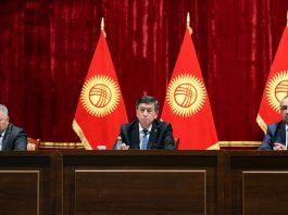 Сооронбай Жээнбеков: Важнейший фактор экономического развития страны – благополучие регионов