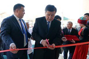 Сооронбай Жээнбеков: Мы должны сохранить экологическую чистоту отечественной сельхозпродукции
