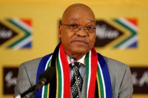 Президент ЮАР покинул пост на фоне обвинений в коррупции