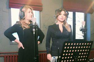 Солистка группы «Город 312» и Жылдыз Осмоналиева записали саундтрек к первому кыргызскому мюзиклу