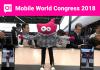 Мобильный оператор О! на Всемирном мобильном конгрессе в Барселоне