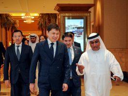 Сапар Исаков презентовал в ОАЭ инвестиционные возможности Кыргызстана