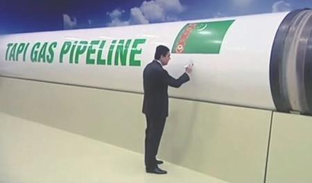 Пакистан не будет строить газопровод ТАПИ, пока Туркменистан не снизит цены на газ