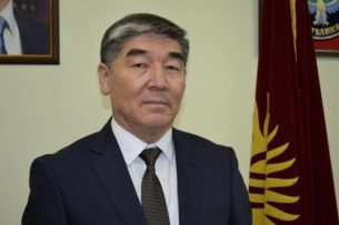 Турдуназир Бекбоев назначен завотделом политики госуправления аппарата президента