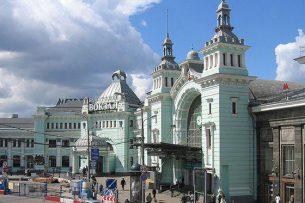 Кыргызстанец задержан за кражу на Белорусском вокзале Москвы