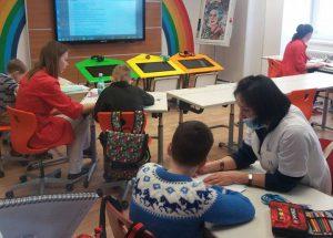образовательная среда для тяжелобольных детей