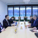Глава МИД Кыргызстана обсудил с казахским коллегой обстоятельства ареста Асылбек уулу Дамирбека