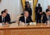 В Астане предложено учредить механизм регулярных консультаций между  Совбезами стран ЦА и усилить сотрудничество спецслужб