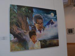 В Минске открылась выставка, посвященная 90-летию Чынгыза Айтматова