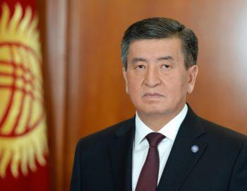 Сооронбай Жээнбеков: Наш гордый и свободолюбивый народ никогда не допустит кланового правления