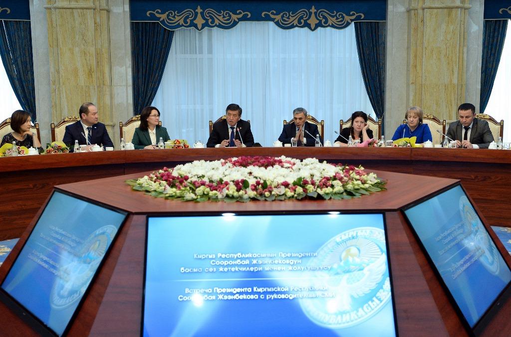 Президент Киргизии: решения по 2-ой военной базеРФ пока нет