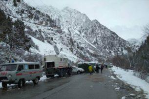Трасса Бишкек – Ош открыта
