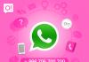 Связаться с мобильным оператором О! можно круглосуточно по WhatsApp