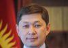 Сапар Исаков: Я не хочу обращаться к депутатам, пожелаю им здоровья