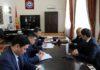 Аскарбек Шадиев: Правительство заинтересовано в сотрудничестве с Бангладеш в текстильной отрасли