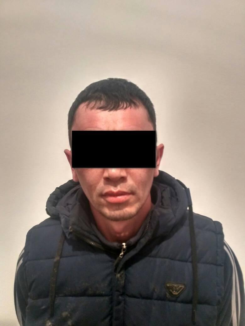 Задержанные член опг за январь кыргызской республику