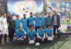В Бишкеке определили лучших игроков в мини-футбол