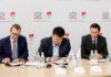 Компания «Тойота Мотор Казахстан» передала три авто Национальному олимпийскому комитету Кыргызстана