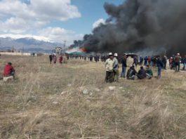 По факту беспорядков в Тогуз-Торо возбуждено уголовное дело