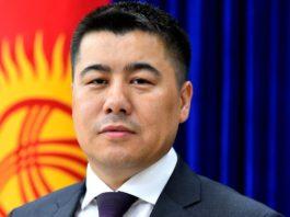 Айбек Айдарбеков назначен представителем Кыргызстана в ЕАЭС