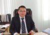 Гендиректор «Востокэлектро» Бакыт Сыдыков уволился