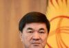 Мухаммедкалый Абылгазиев назначен премьер-министром Кыргызстана