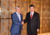 Экс-президент Кыргызстана Алмазбек Атамбаев встретился с Председателем КНР Си Цзиньпином