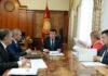 Президент КР поручил Минтрансу найти альтернативные виды транспорта для отечественного грузопотока